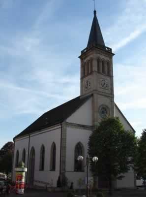 25400 - EGLISE PROTESTANTE UNIE D'AUDINCOURT dans 25-Doubs audincourt-25400