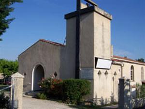 84 - EGLISE EVANGELIQUE DE CARPENTRAS dans 84-Vaucluse carpentras