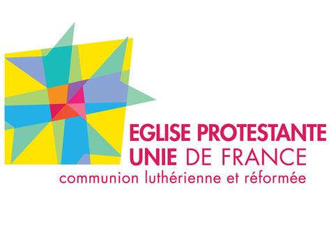 30580 - TEMPLE DE L'EGLISE PROTESTANTE UNIE DE FONS SUR LUSSAN - R dans 30-Gard logo-epu4