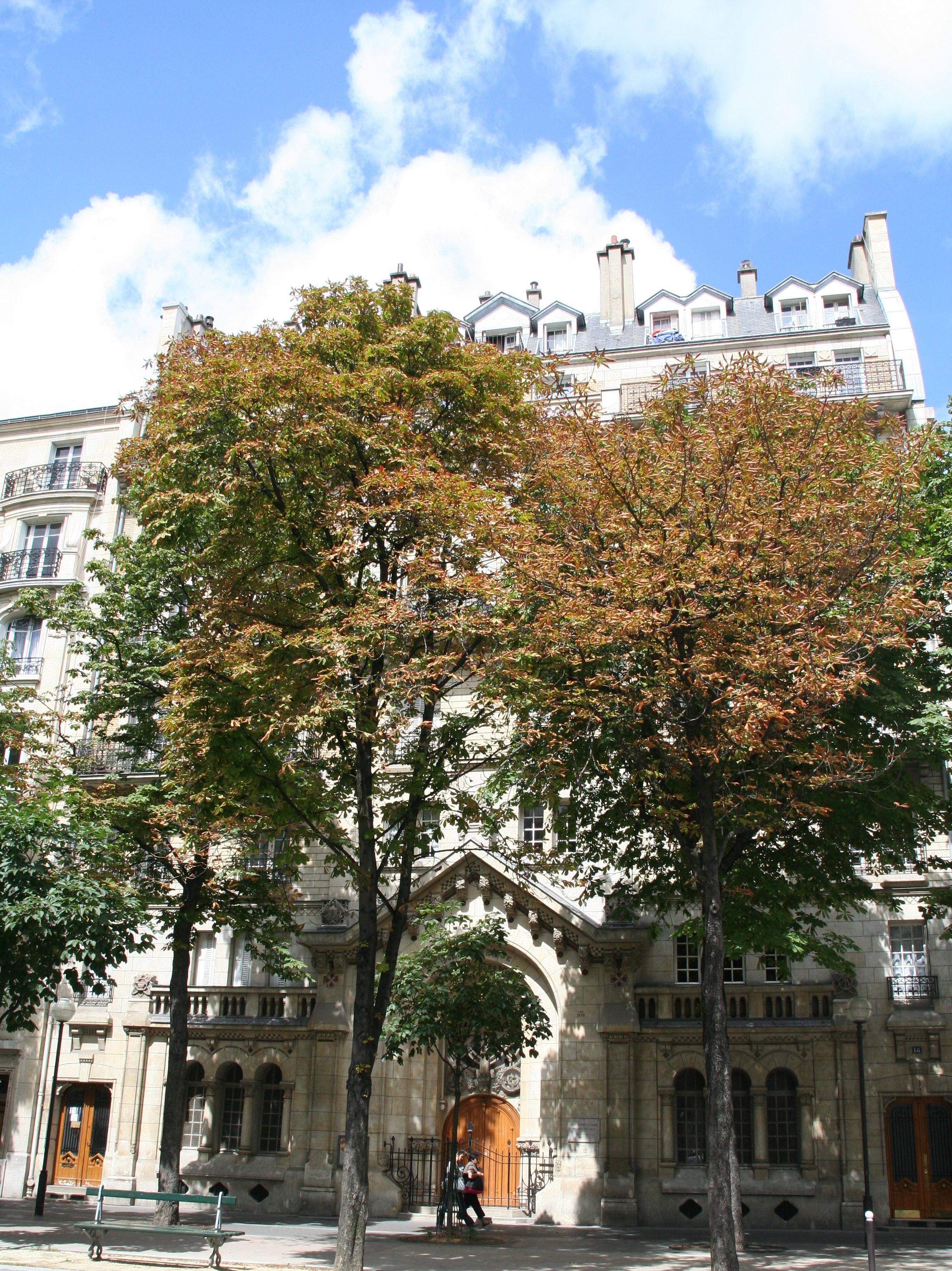 75013 - EGLISE PROTESTANTE UNIE PARIS 75013 dans 75-Paris port-royal
