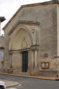 33 220 - EGLISE PROTESTANTE UNIE DE SAINTE FOY LA GRANDE - ERF dans 33-Gironde sainte-foy-la-grande-200x300