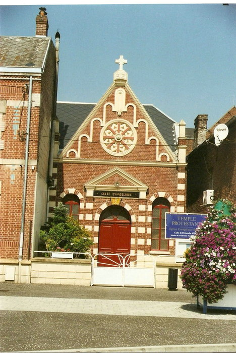 02-la-fere-baptiste Aisne dans EGLISES