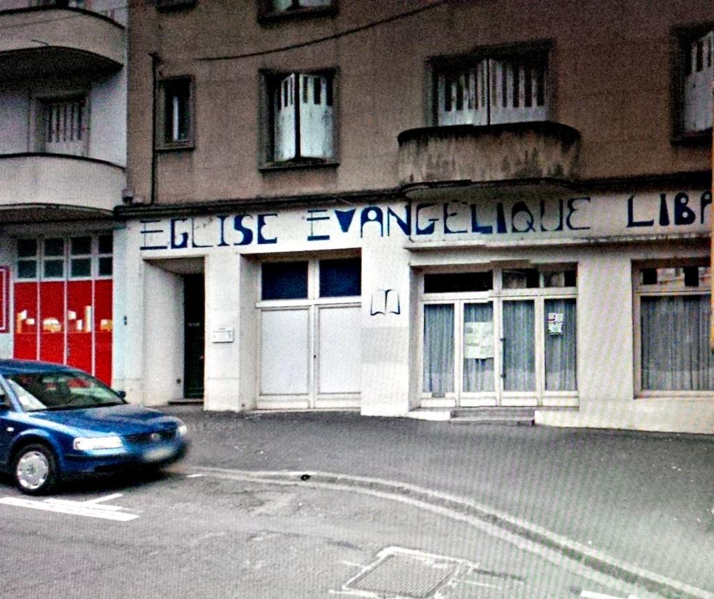 16000-eel évangélique dans 16-Charente