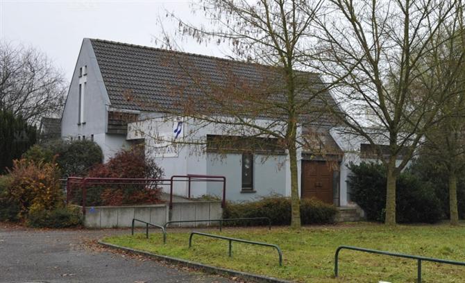 67000-eglise-protestante-elsau alsace dans EGLISES