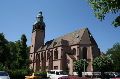 67000-strasbourg-cronenbourg alsace dans EGLISES