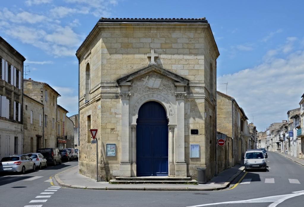 libourne_33_temple_protestant_2013-2 vallée de la Dordogne dans EGLISES