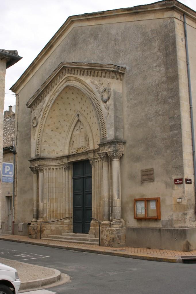 temple-protestant-saint-foy-33 Guyenne dans EGLISES