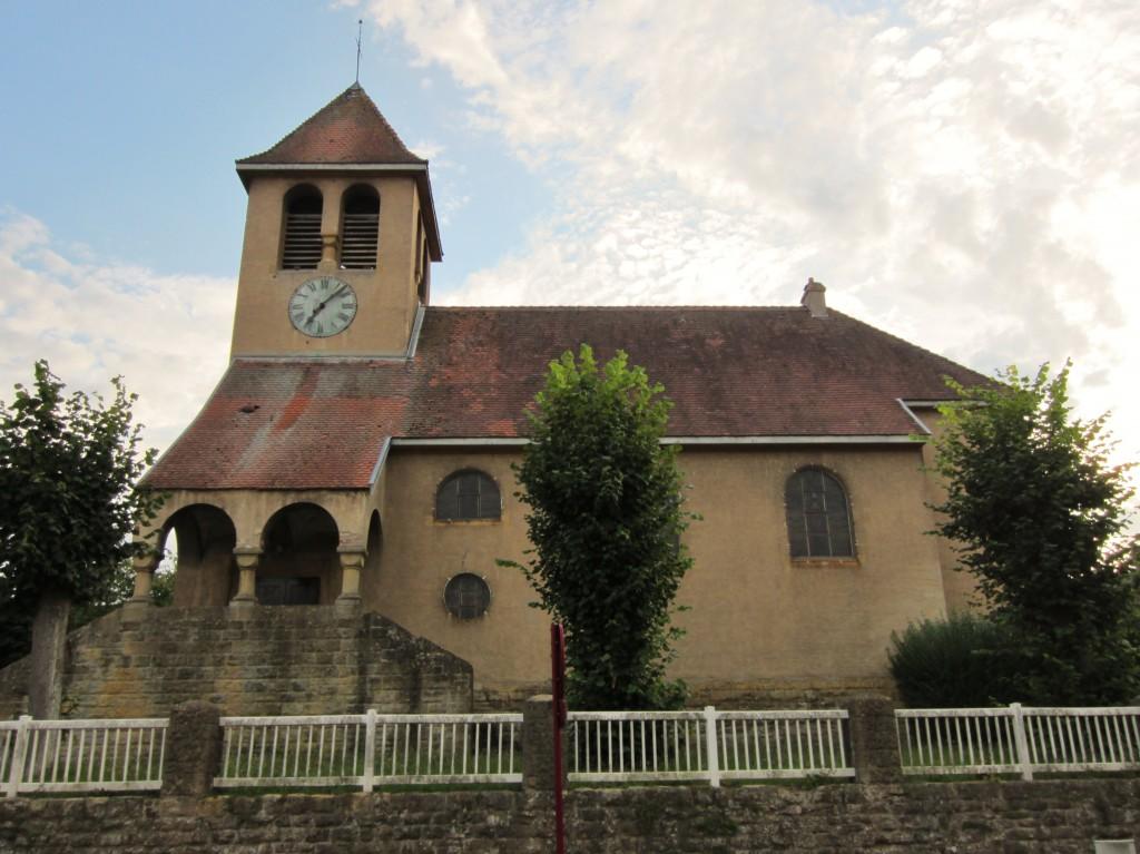 57130 - EGLISE PROTESTANTE UNIE DE ARS SUR MOSELLE dans 57-Moselle temple_ars_moselle