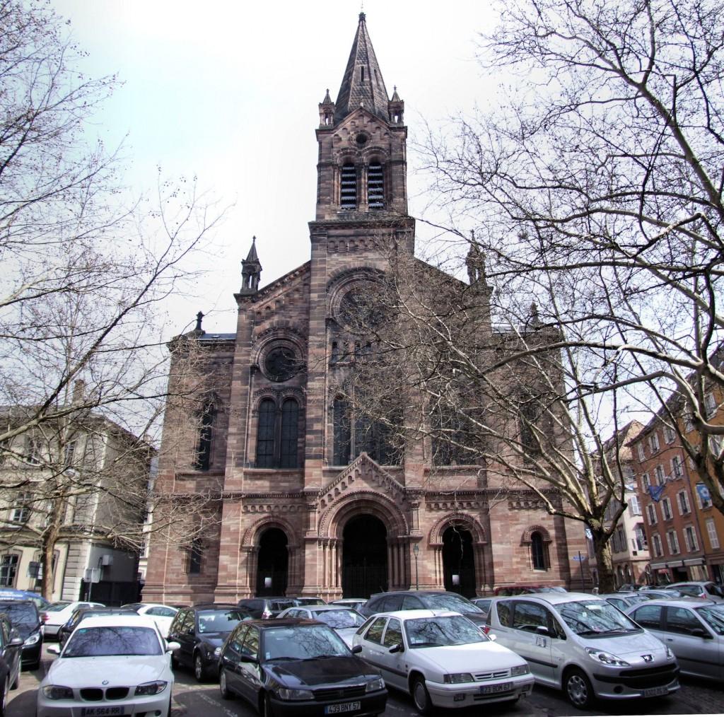 temple_neuf_strasbourg 67000 dans EGLISES