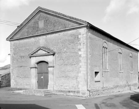 79-mougon-ancien-temple Poitou dans EGLISES