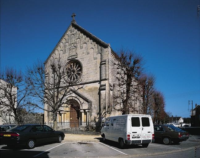 79-saint-maixent Poitou dans EGLISES