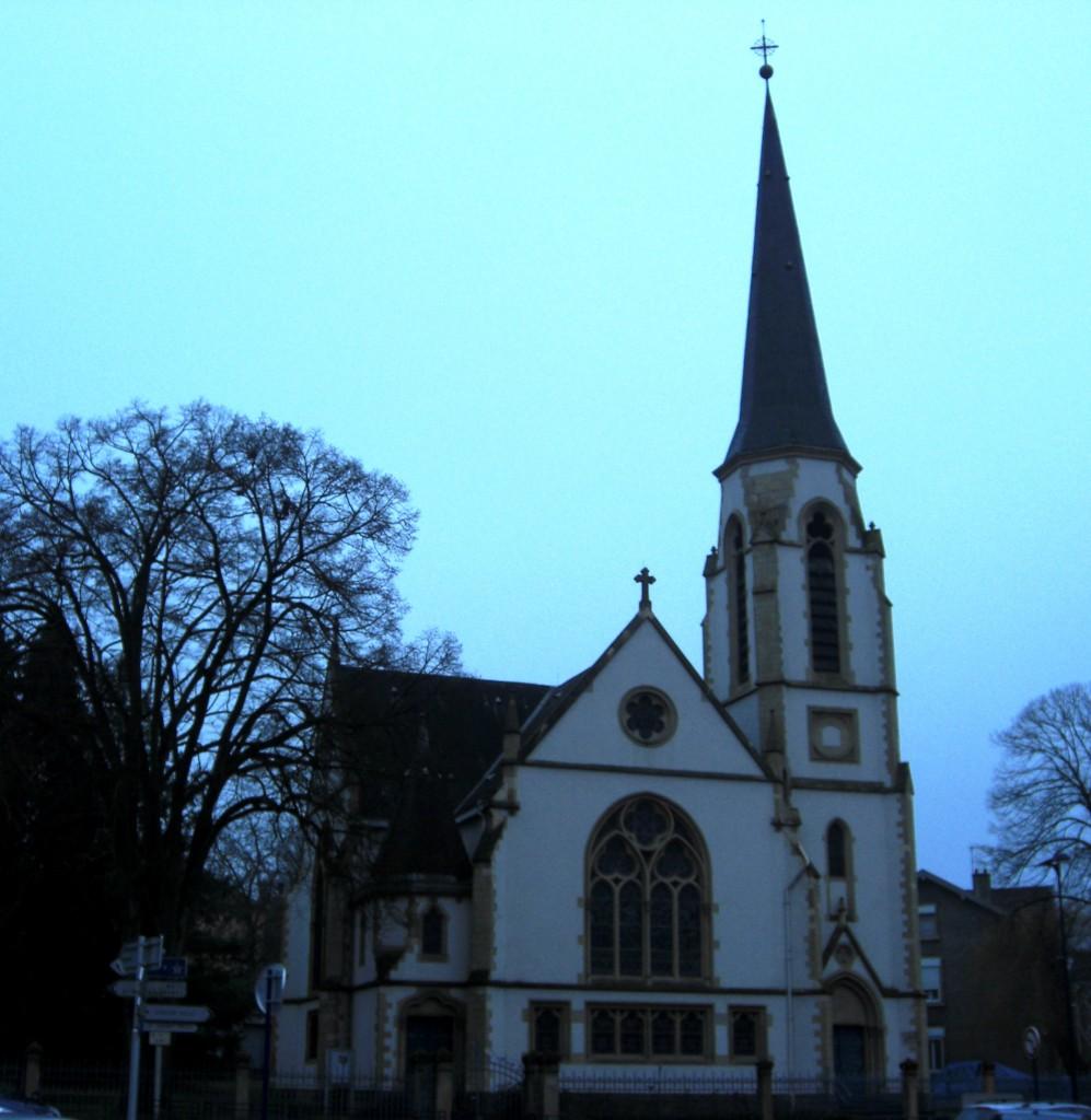 rombas_temple_protestant_1900 moselle dans EGLISES