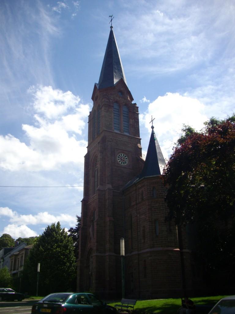 sarrebourg_-_temple moselle dans EGLISES