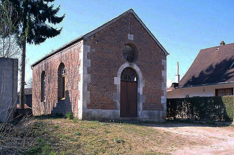 Temple de l'Eglise protestante Unie de Leuze